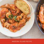 Prawns Devil (Madeira's recipe)