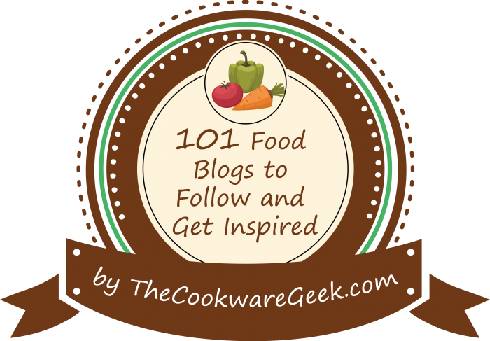 101 best food blogs to follow and get inspired