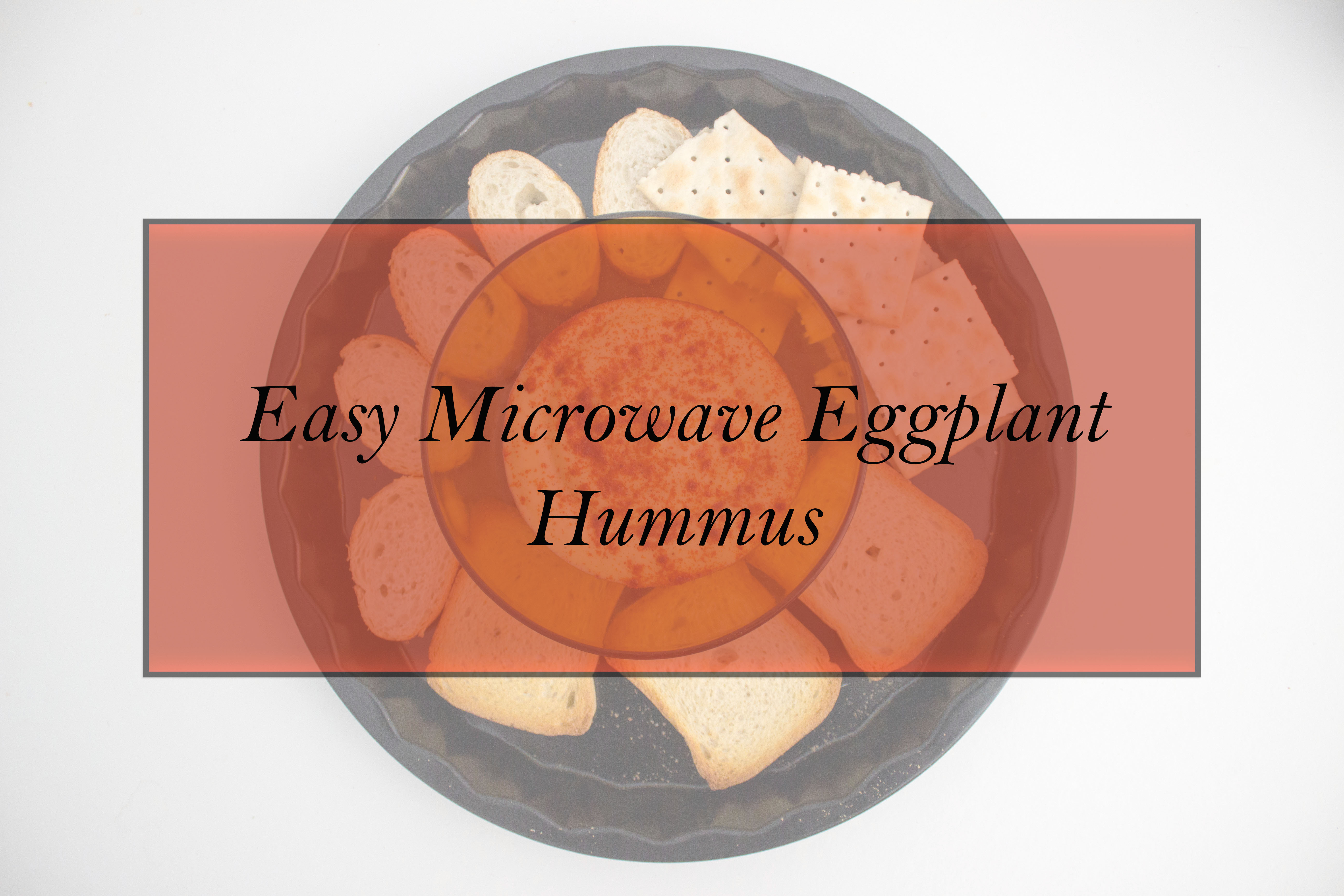 how to cook eggplant in microwave