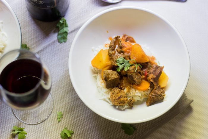 how to make chicken stew with carrots and potatoes