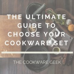 choose your cookware set