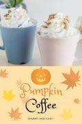 Creamy Pumpkin Coffee
