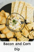 Bacon and Corn Dip