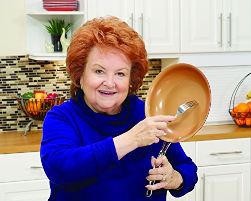 Both The Gotham Steel Pan And Red Copper Are As Seen On Tv Products They Re Advertised Being Spectacularly Non Stick Durable Dishwasher