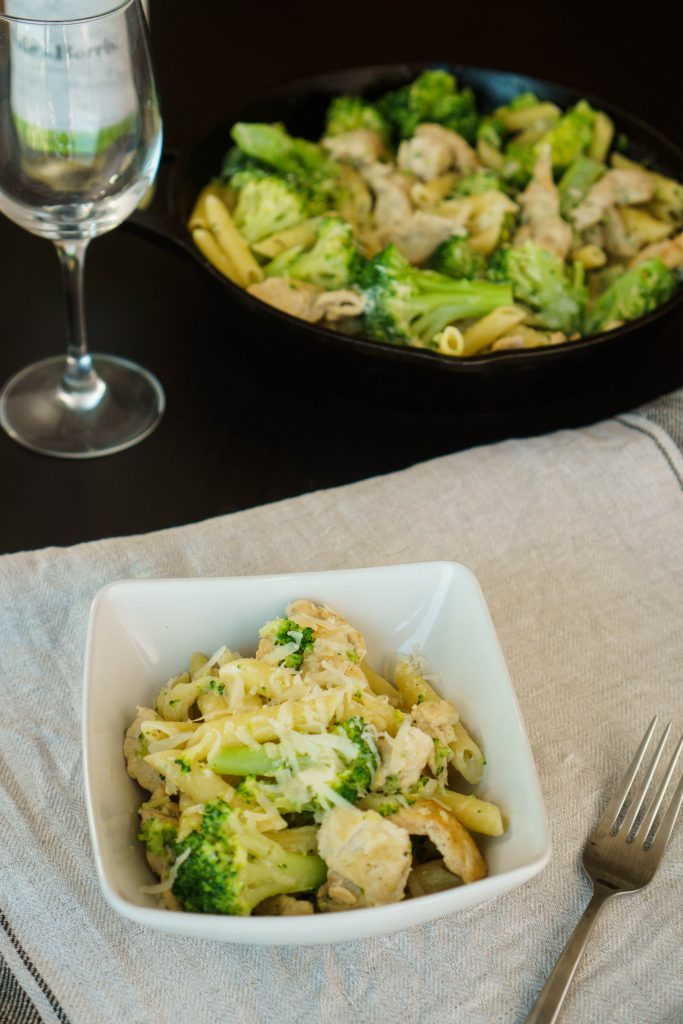 Chicken Broccoli Ziti The Cookware Geek