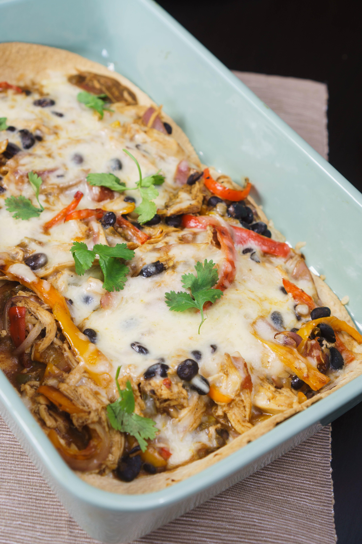 Mexican Chicken Casserole The Cookware Geek