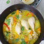 caldo de pollo recipe