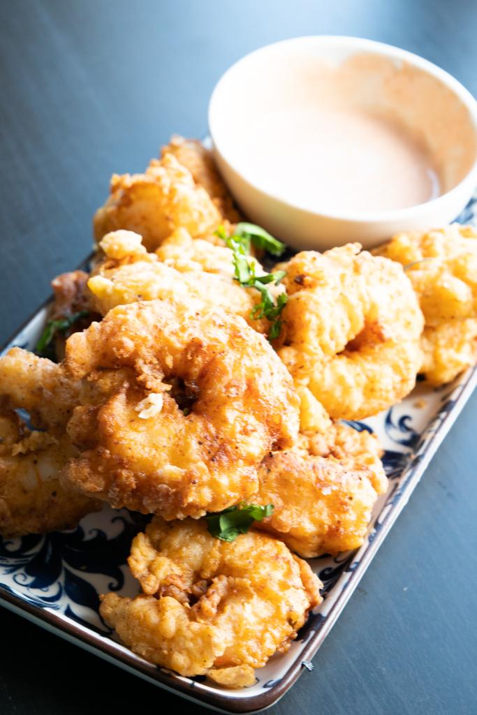 Popcorn Shrimp Extra Crispy The Cookware Geek
